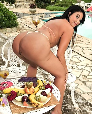 Free Big Ass Food Porn Pictures