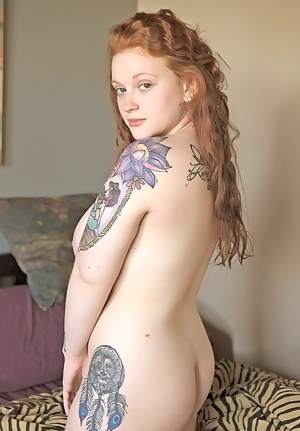 Free Big Ass Tattoo Porn Pictures